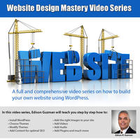 Website Design Mastery Video Series